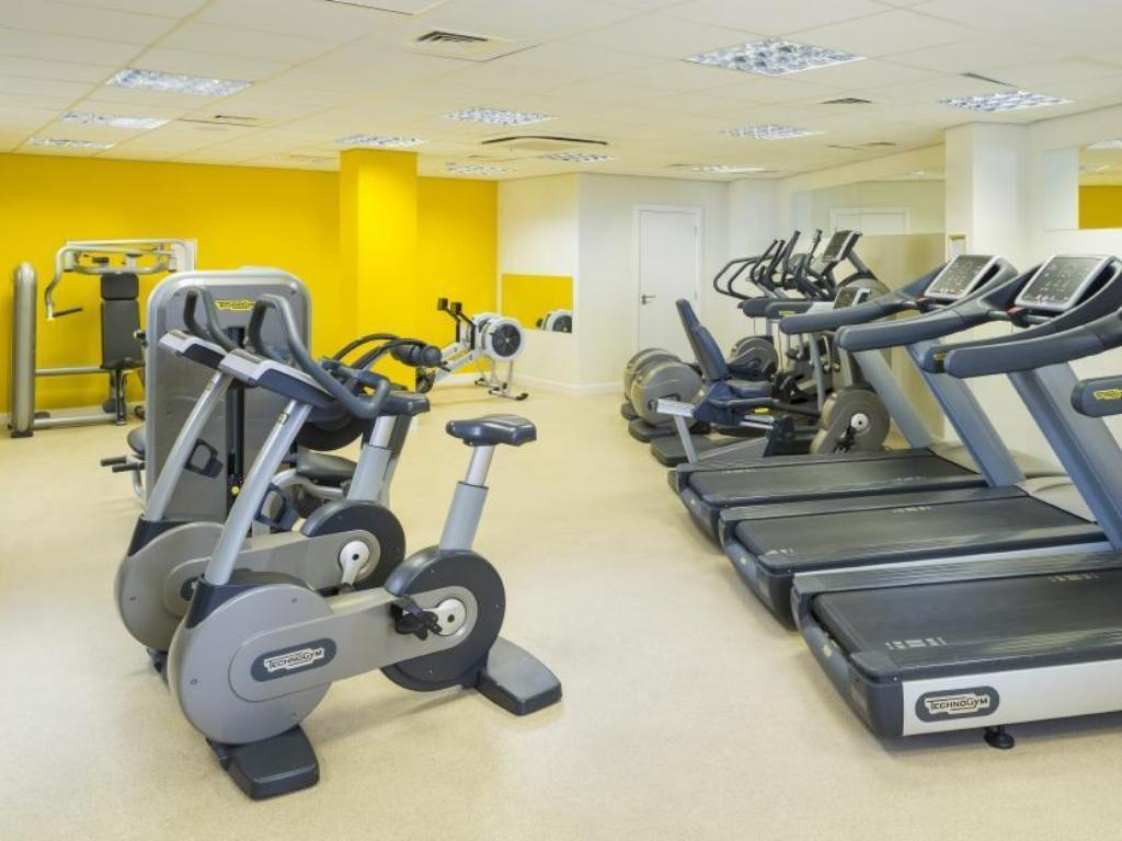 fitness centrum Park Inn By Radisson Palace