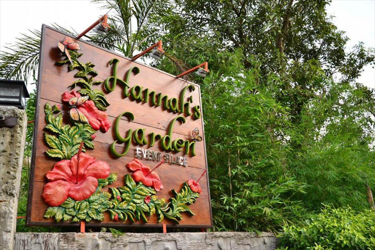 Hannah's Garden Resort and Events Place, Laguna, Philippines