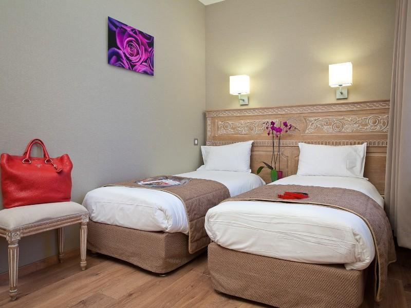 Quarto Standard de casal ou Twin (Standard Double or Twin Room)