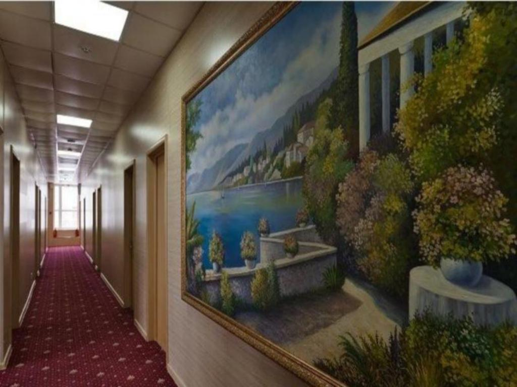 Interior view Hotel Gallery