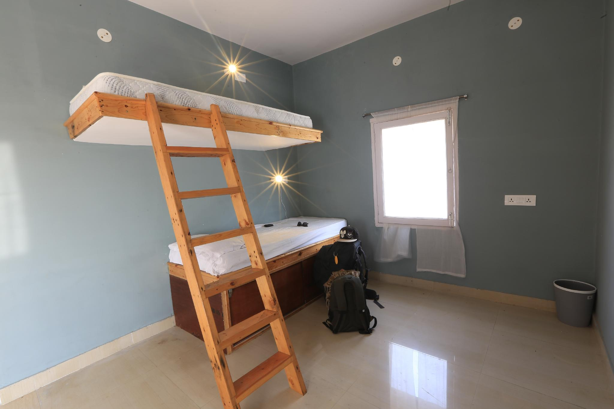 1 Posto Letto in Dormitorio Misto con 6 Letti (1 Person in 6-Bed Dormitory - Mixed)