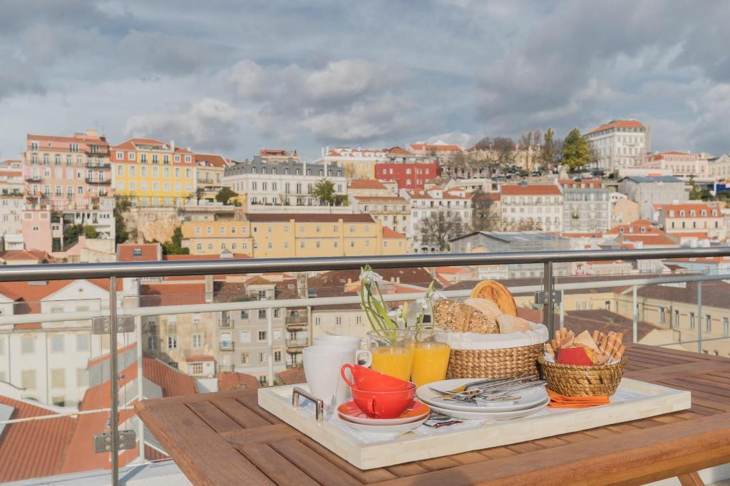 Mer om Exclusive Lisbon Apartments Downtown
