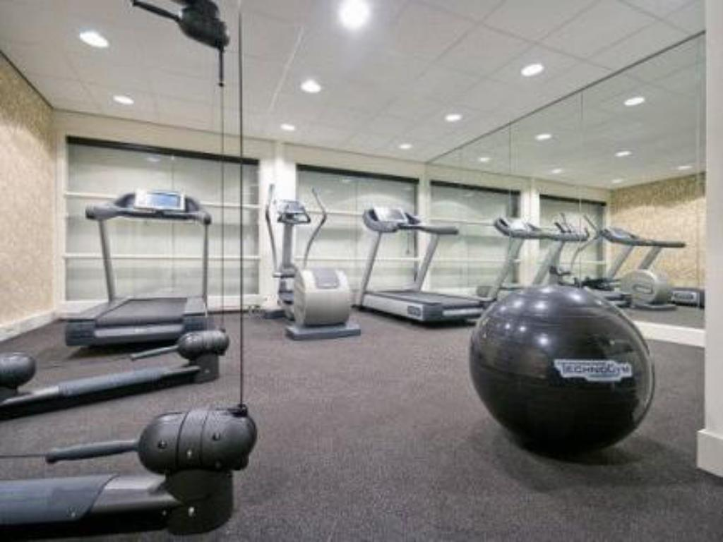 fitnesscenter Htel Serviced Apartments Amsterdam