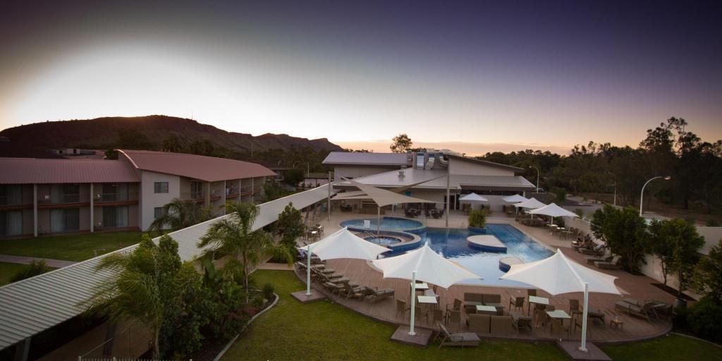 Lasseter Alice Springs