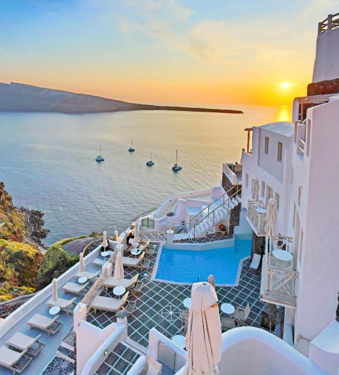 More about Oia Mare Villas