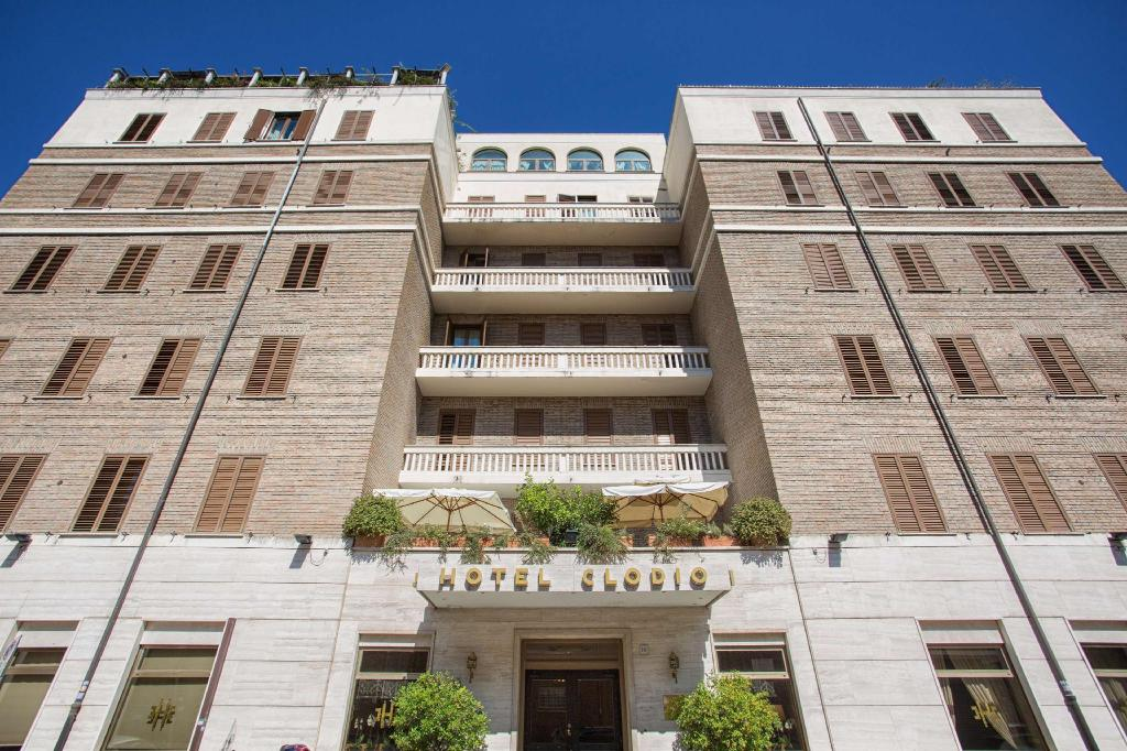 More about Hotel Clodio