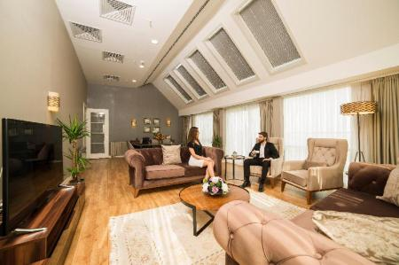 Penthouse Apartment - Interior view AVRUPA RESIDENCE Houses & Suites