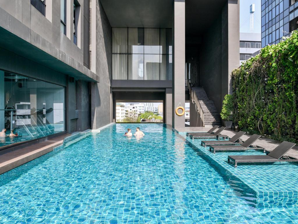 Modern Apartment With Many Amenities Sukhumvit Bangkok Agoda Com