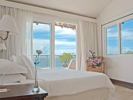 海景豪华双人房 (Deluxe Double Room with Sea View)