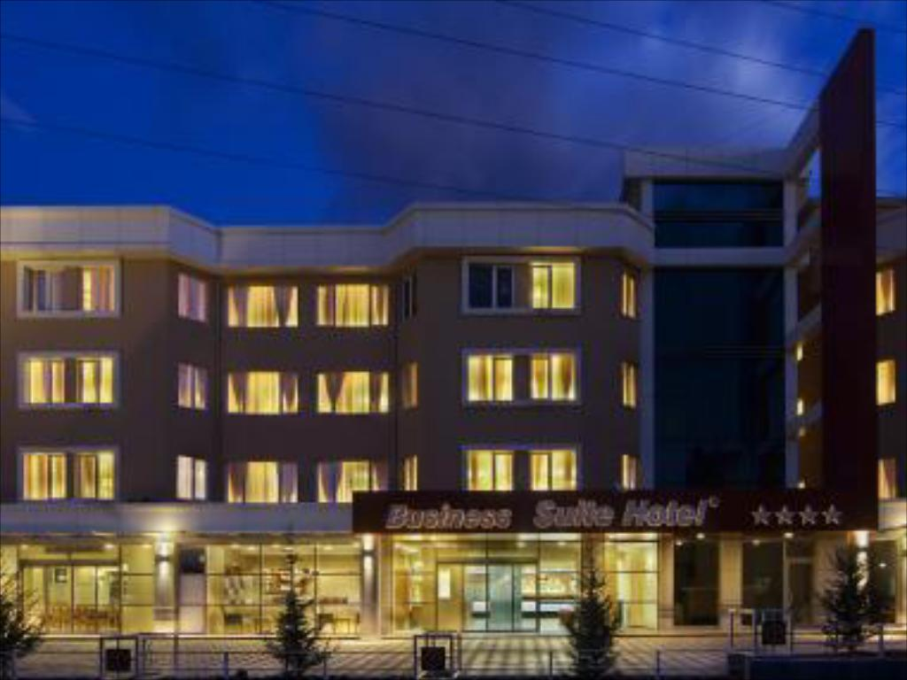 Cerkezkoy Business Hotel