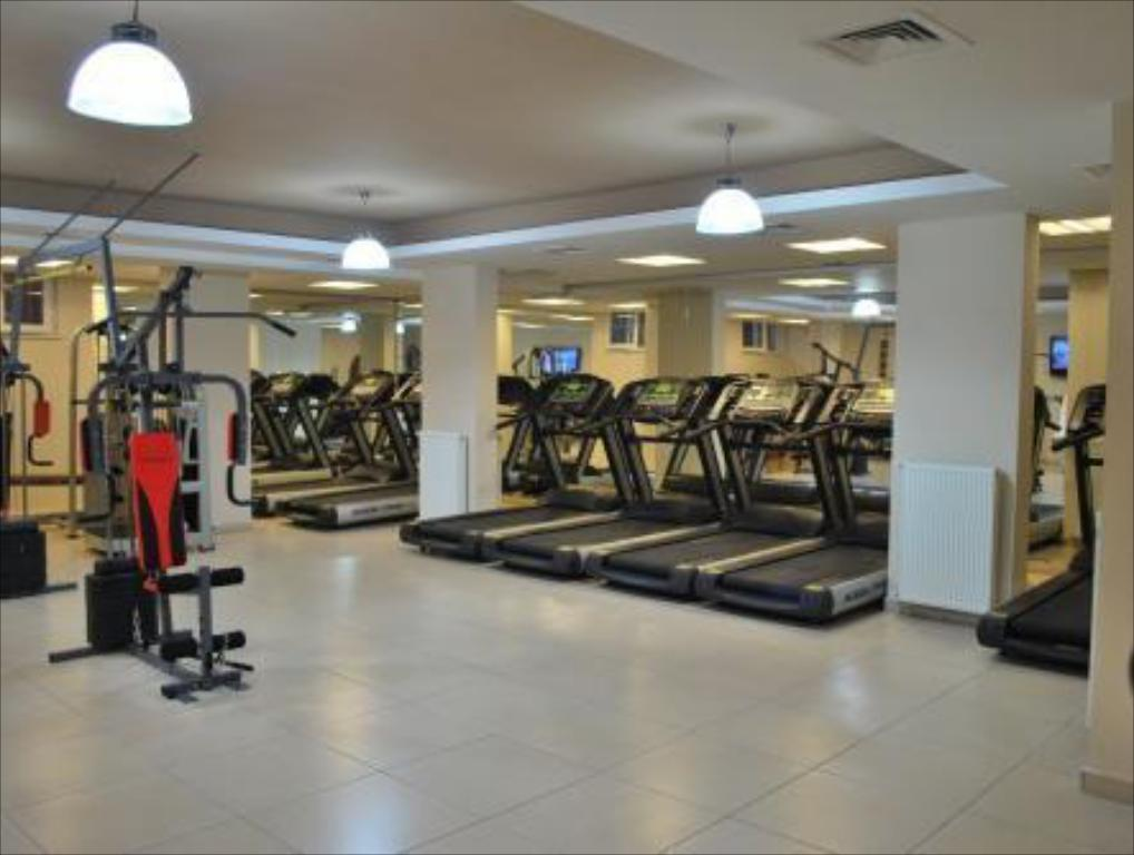 Fitnesscenter Cerkezkoy Business Hotel
