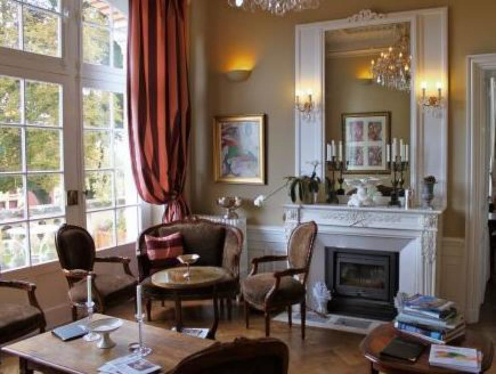 Vista Interior Les Roches - Chateaux & Hotels Collection