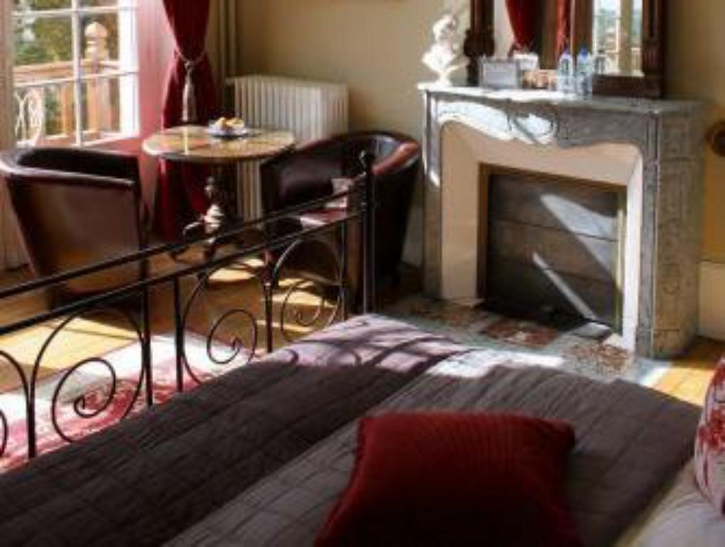Deluxe Double Room - Bird Eye's View Les Roches - Chateaux & Hotels Collection