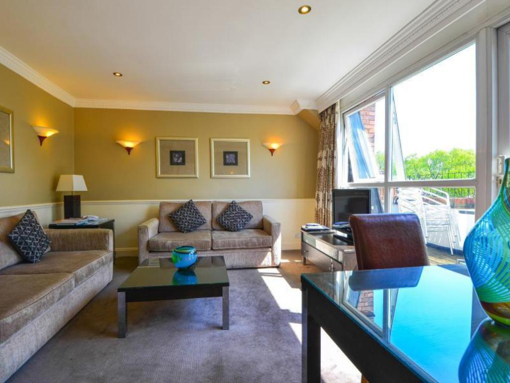 Vista interior Collingham apartamentos con servicio (Collingham Serviced Apartments)