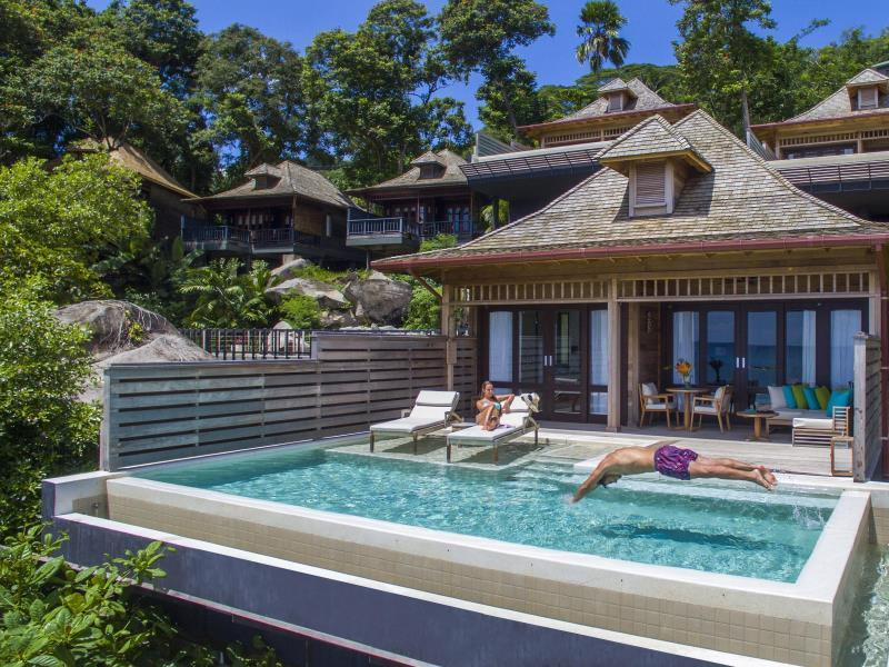 Grand Ocean View Pool Villa