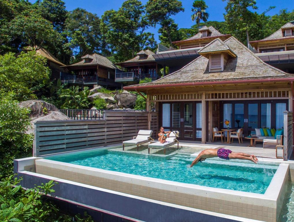Swimming pool [outdoor] Hilton Seychelles Northolme Resort & Spa