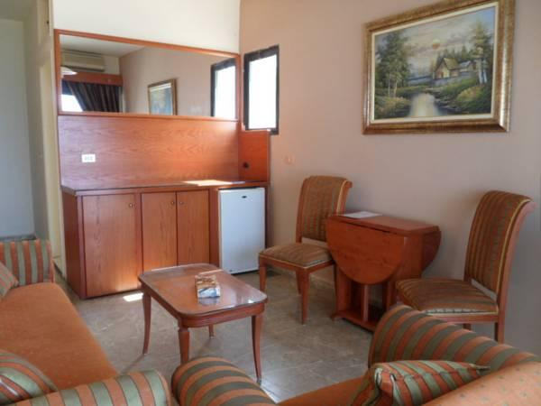 Apartament z widokiem na morze (Suite with Sea View)
