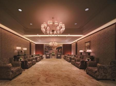 Hall Shangri-La Hotel Guilin
