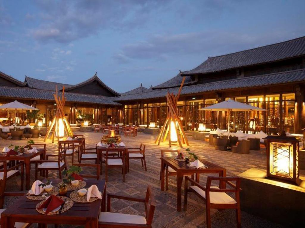 InterContinental Lijiang Ancient Town Resort in China