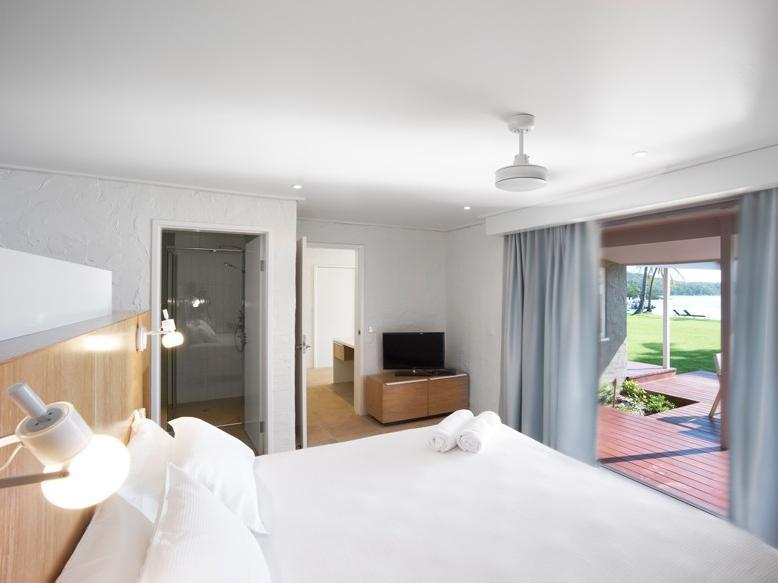 Suite strandutsikt (Suite Beach View Room)