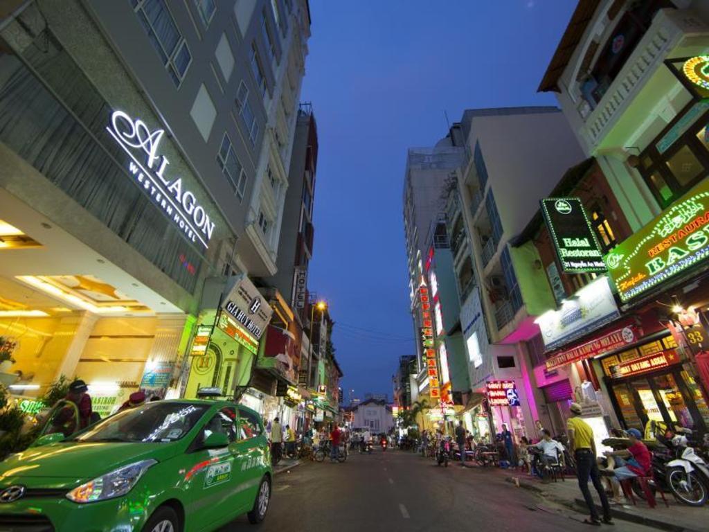 Hotel Near Ben Thanh Market Vietnam