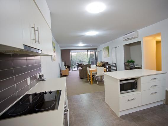2 dormitoare (2 Bedroom)
