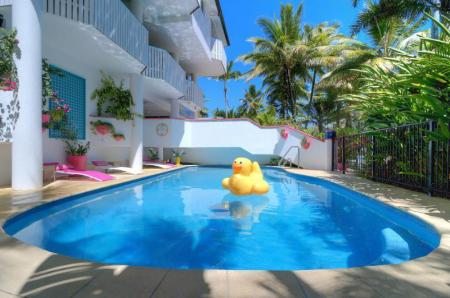 Swimming pool By The Sea Port Douglas Apartments