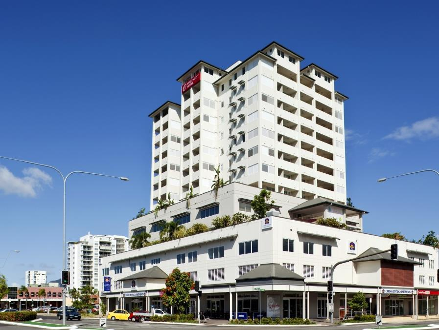 Attractive Best Western Plus Cairns Central Apartments
