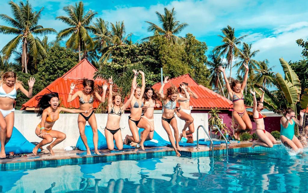 Slumber Party Hostel In Koh Phangan Room Deals Photos Reviews