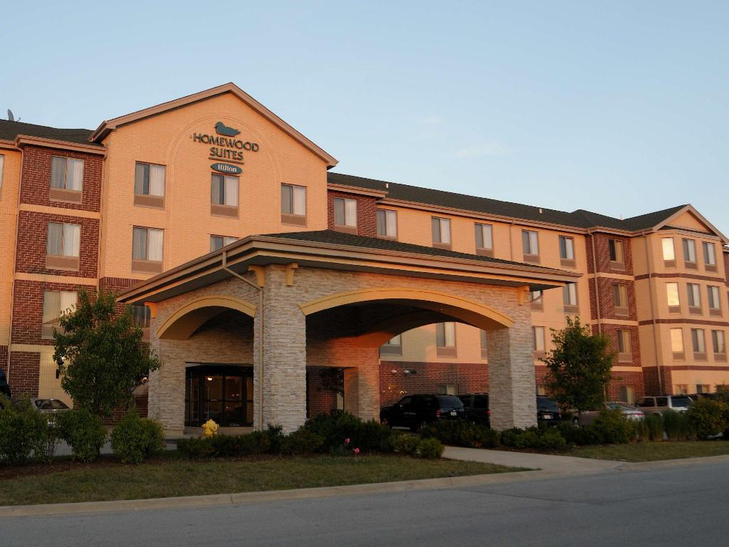 Homewood Suites By Hilton Orland Park Hotel