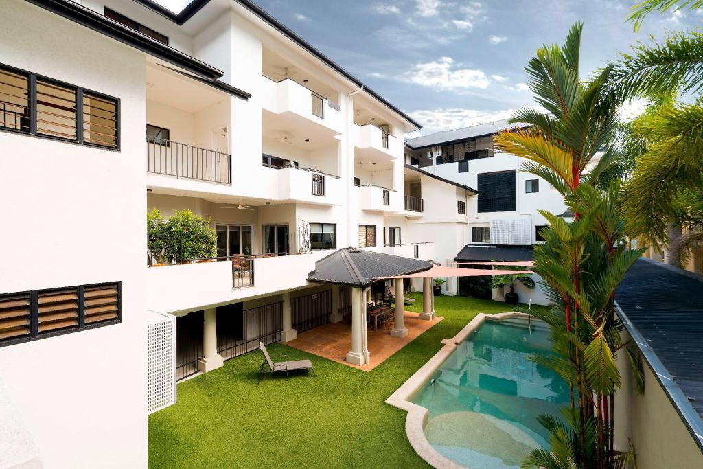 Mer om Cairns City Apartments