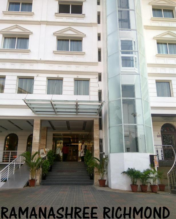Hotel Ramanashree Richmond Bangalore