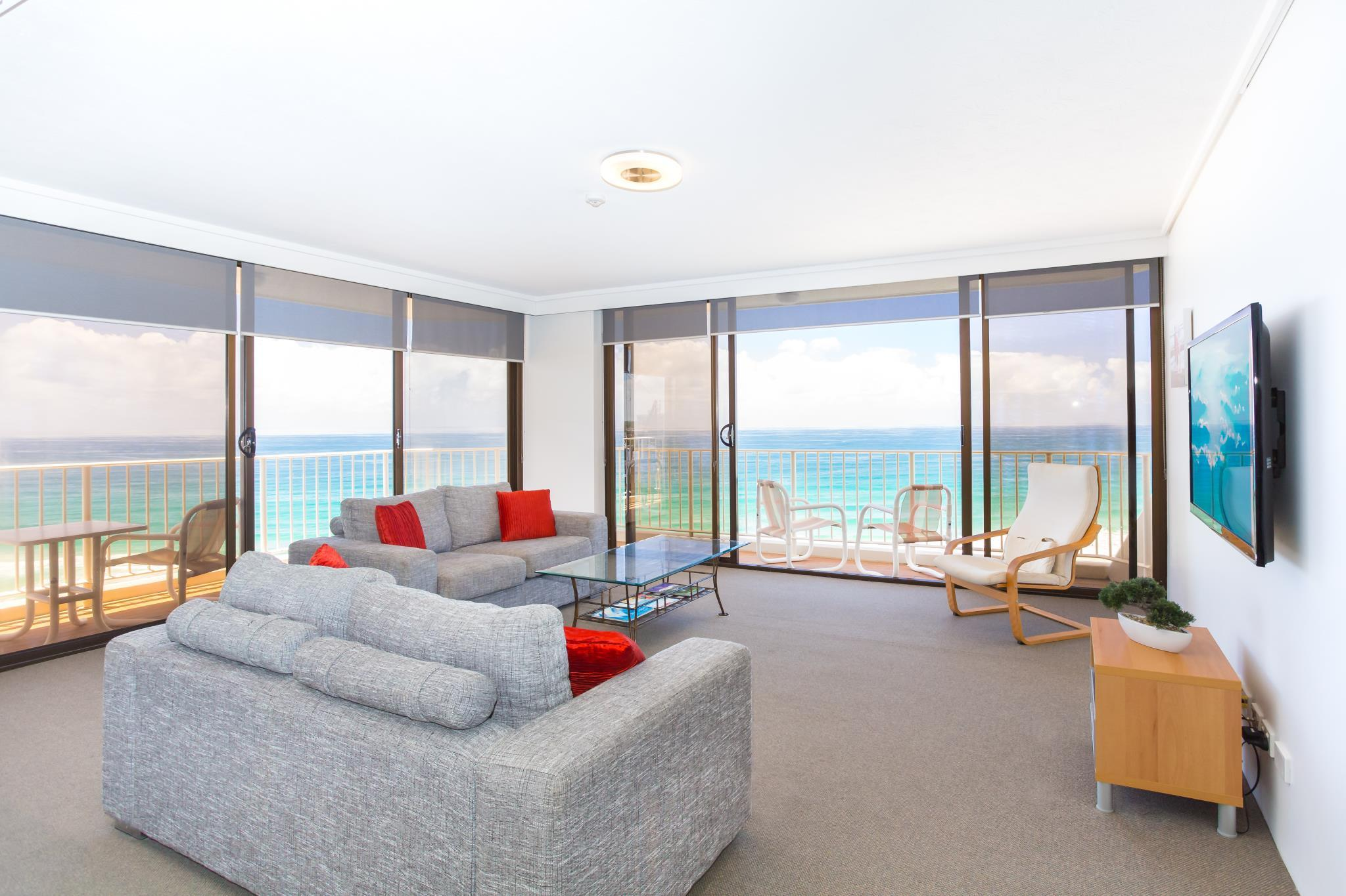 Best Price on Breakers North Beachfront Holiday Apartments in Gold