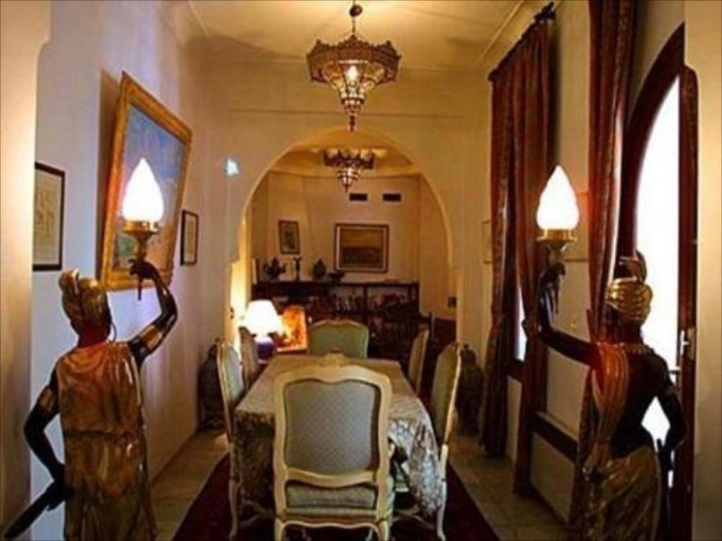 Interior view Riad Dar El Assafir