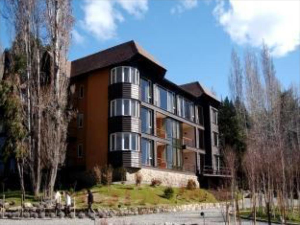 Vista interior Design Suites Bariloche Hotel