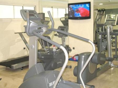 Fitness center Diwan Casablanca Hotel