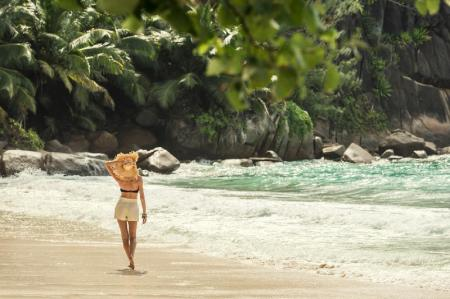 Beach Four Seasons Resort Seychelles