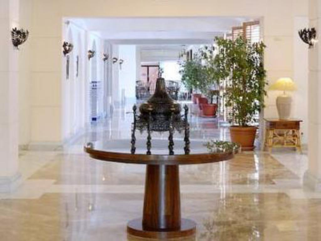 Interior view Grand Plaza Hotel Hurghada