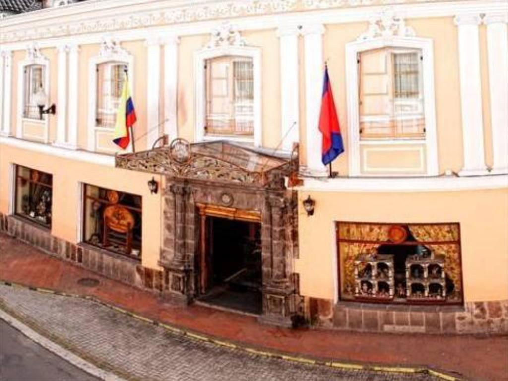 Hotel Patio Andaluz - Best Price On Hotel Patio Andaluz In Quito + Reviews!
