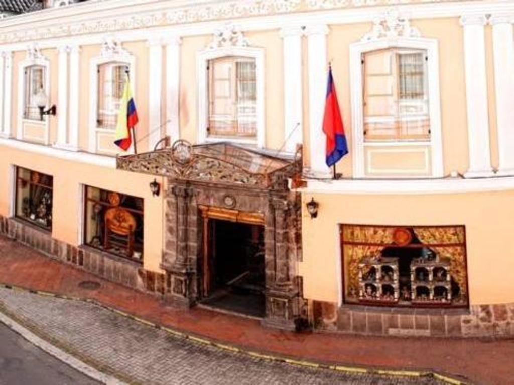 Hotel Patio Andaluz - Hotel Patio Andaluz In Quito - Room Deals, Photos & Reviews
