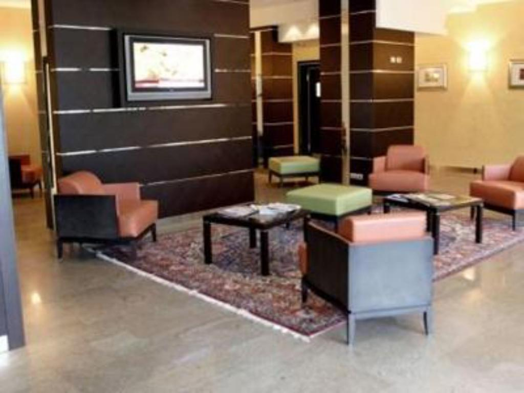 Lobby Clarion Collection Hotel Griso