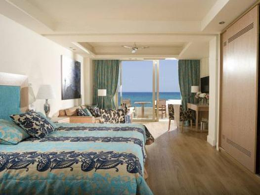 Suite Junior con vistas al mar (Junior Suite Sea View)