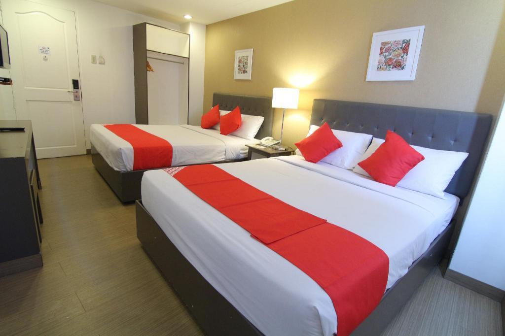 OYO 106 24H City Hotel in Manila - Room Deals, Photos ...