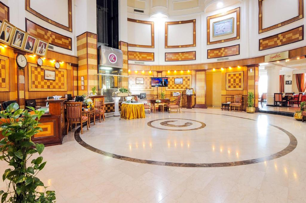 Foyer Ramee California Hotel