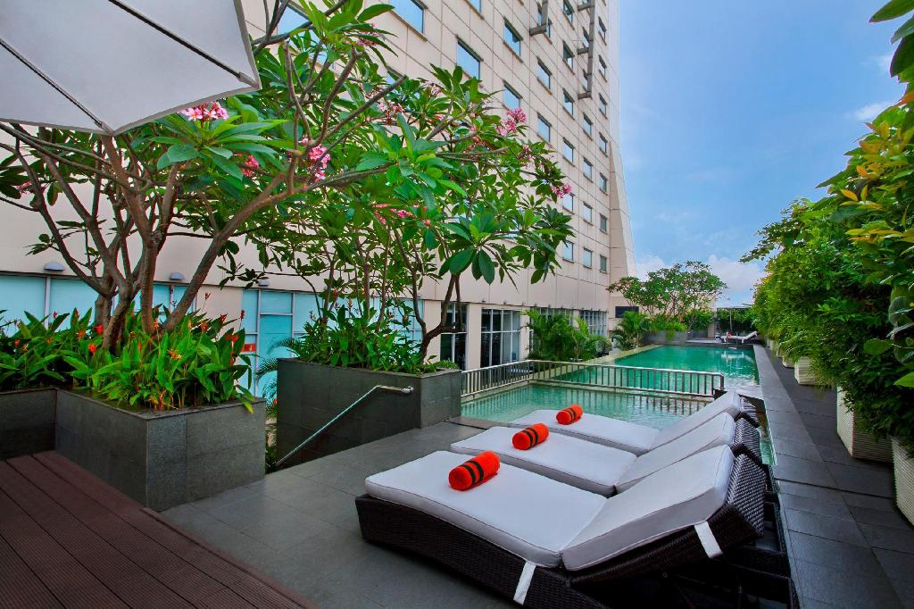 Harris Hotel Conventions Kelapa Gading Jakarta Offers Free Cancellation 2021 Price Lists Reviews