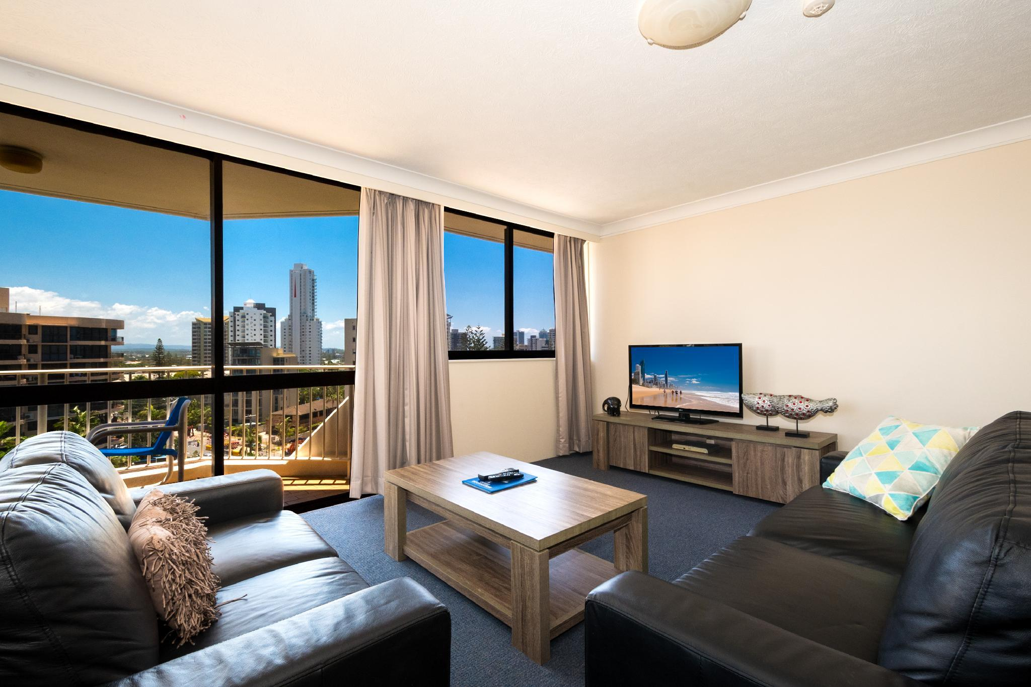 2 Bedroom City View
