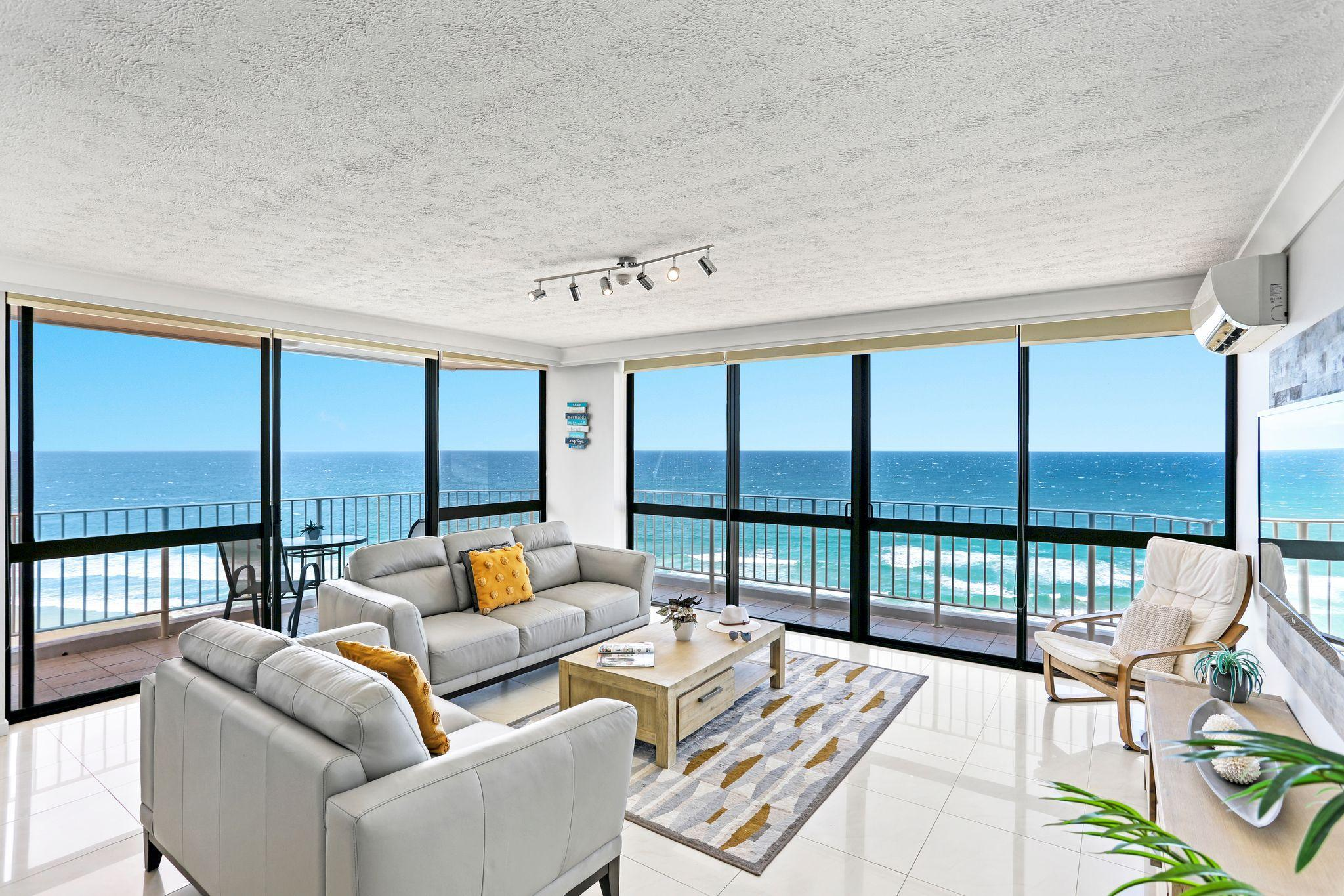 2-Bedroom Superior Beachfront Apartment