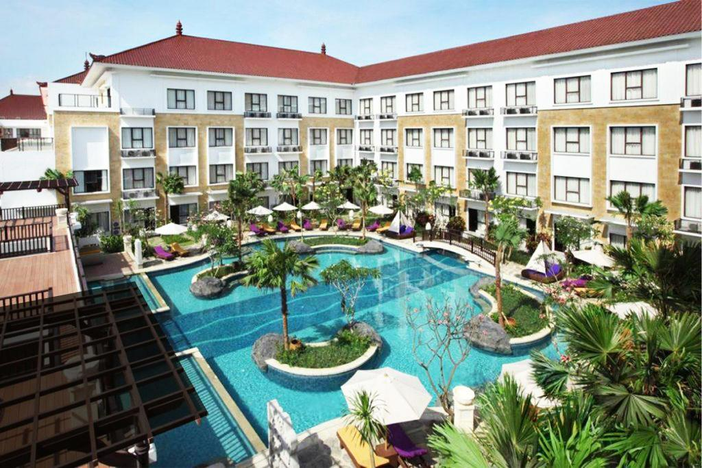 Swimming pool [outdoor] Grand Inna Kuta