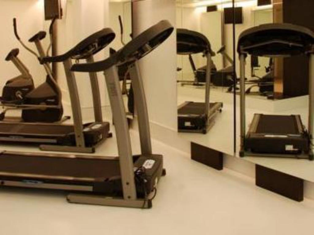 Gimnasio Le Parc Hotel, Beyond Stars