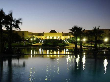 Interiér Blue Sea Hotel Marrakech Ryads Parc & Spa